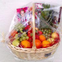 Care Tips - Fresh Fruit Baskets