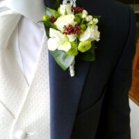 Groom Button Hole