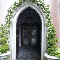 Wedding Flowers at Dromoland Castle