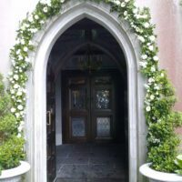 Wedding Flowers at Dromoland Castle
